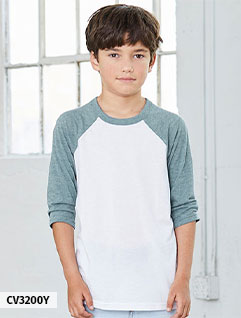 Børne langærmet T-shirts